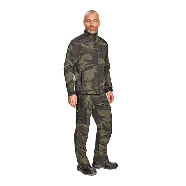 Specjalistyczna odzież termiczna dla pracowników